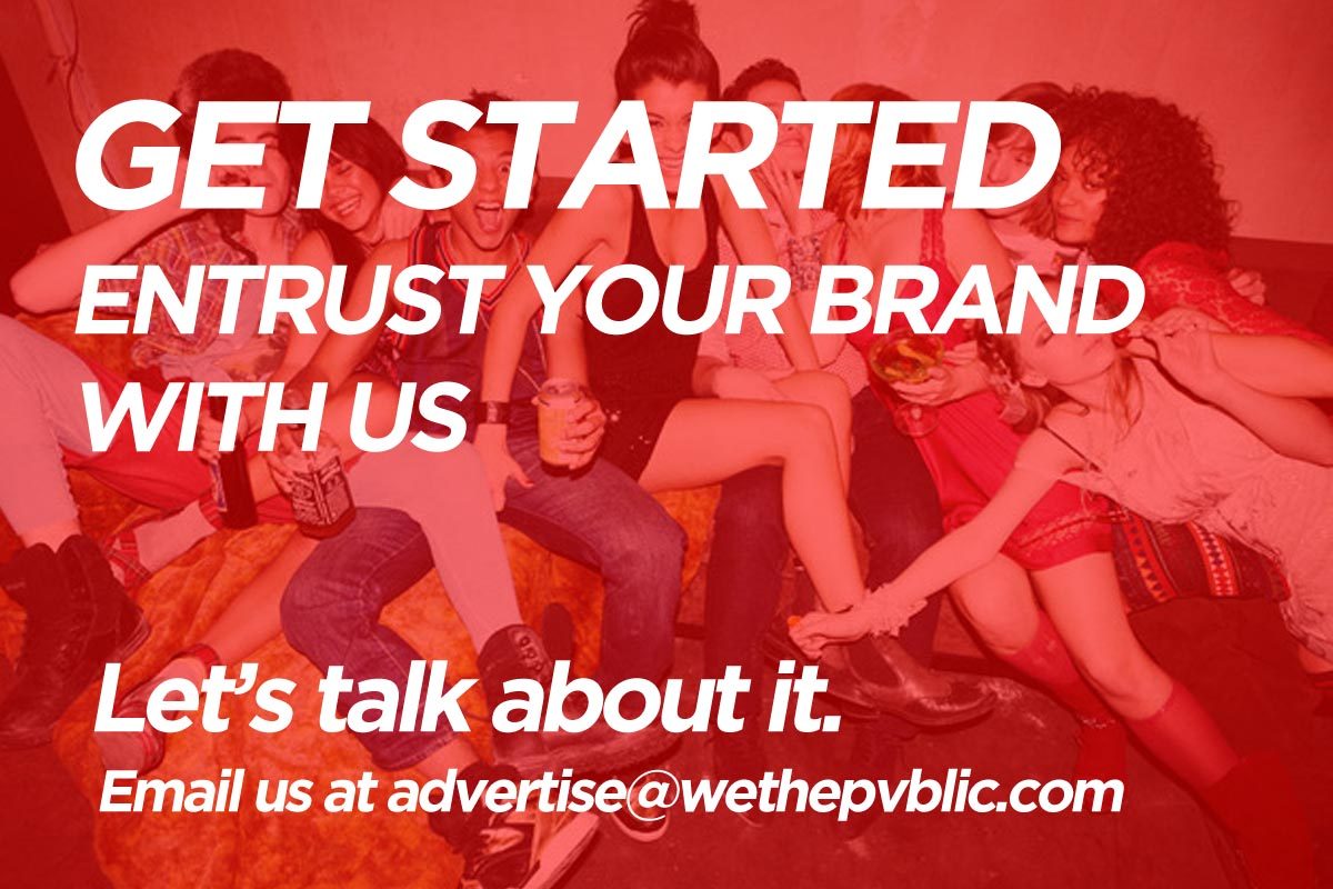 Advertise, Advertise with us